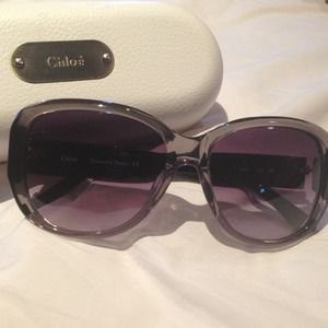 Authentic Brand New Chloé Sunglasses