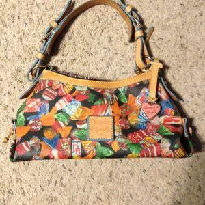 Limited edition Dooney & Bourke purse!