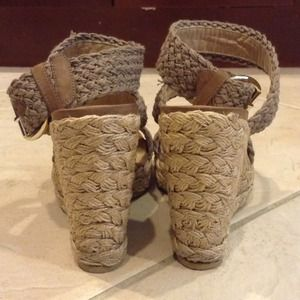 "Stuart Weitzman Shoes - STUART WEITZMAN ""Alex"" Espadrilles, swamp crochet"