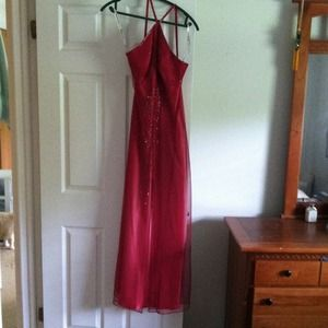 Dresses & Skirts - Raspberry dress