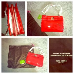 Kate Spade New York Primrose Hill Patent-Zip Darcy