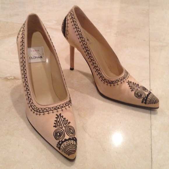 0d38f998 Todd Oldham Shoes | Sold On Ebay Heels | Poshmark