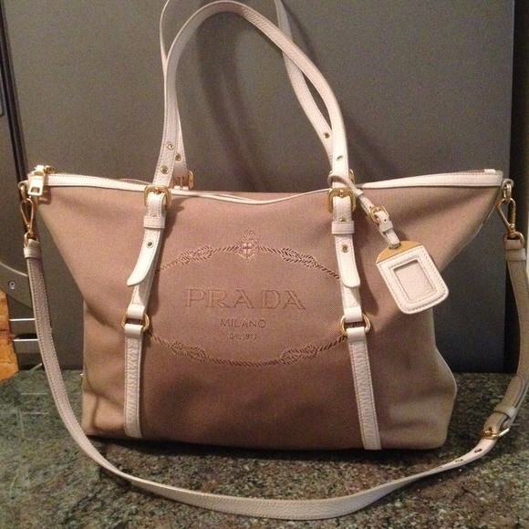 Prada Bags   Sold On Ebay Authentic Milano Handbag   Poshmark ee245f32a3