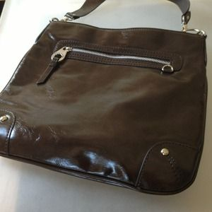 Chocolate Brown New York & Company Handbag