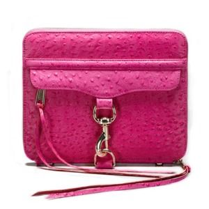 Rebecca Minkoff Accessories - 💥REDUCED! ⬇ Rebecca Minkoff Ostrich iPad Case
