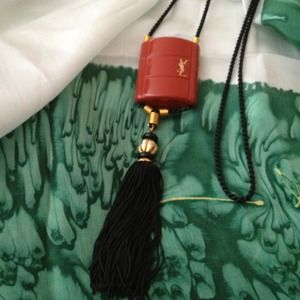 💢💢RESERVED BUNDLE💢💢 YSL, Beaded bag, Red shoes