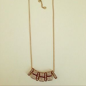 BundledJ.Crew necklace