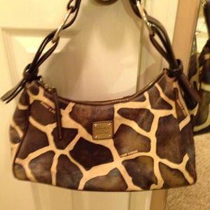 Dooney Bourke Limited Edition Giraffe Medium