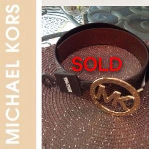Michael Kors Belt in size S