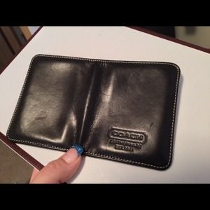 Leather business card holder coach best business 2017 leather business card holder ideas cards colourmoves