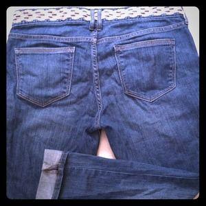 Denim - Old navy capri jeans!