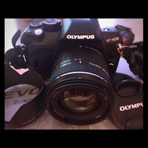 Other - Brand new Olympus Evolt E-420, digital SLR camera