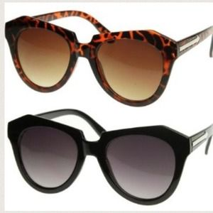 Karin Walker Styled Cat Eye Sunglasses