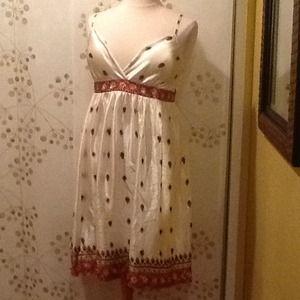 Dresses & Skirts - 👗 100% Silk & Beads Moroccan Dress
