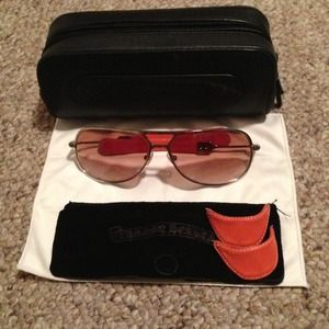chrome hearts Accessories - Chrome Hearts - Luxurious Aviators Sunglasses!
