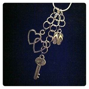 Key to my Heart Necklace