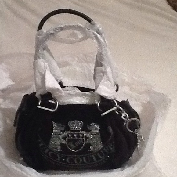 ba9a68008e9f 💰💰PRICE CUT Juicy Old School Baby Fluffy Bag. NWT. Juicy Couture