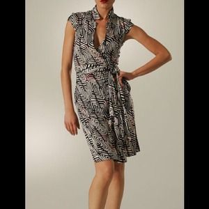 Diane Von Furstenberg DVF Griffith wrap dress