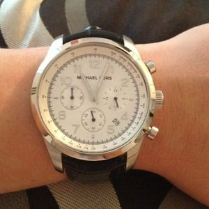 Authentic Michael Kors Watch
