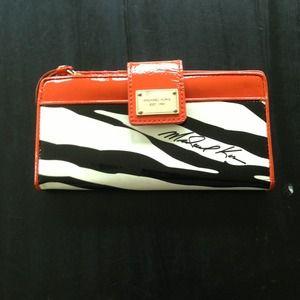 Michael Kors Clutches & Wallets - Authentic MK wallet