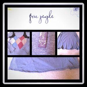 RESERVED until 11/22 Free People Long sleeve top