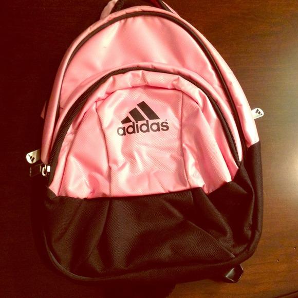 97b893d7e0d Adidas Bags   Pink Mini Backpack   Poshmark