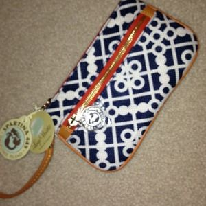 Spartina 449 Clutches & Wallets - 🌟Reserved🌟Spartina 449 Sailor's Watch Wristlet