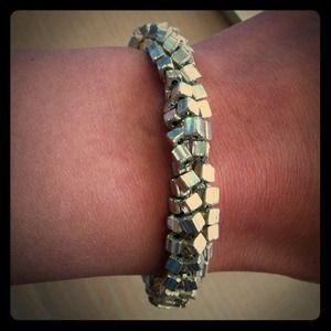 Handweaved bracelet