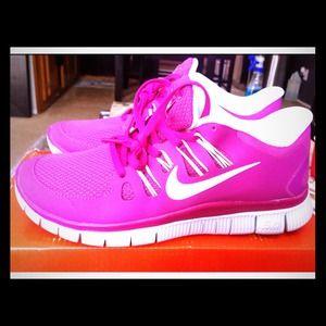 pink free runs 5.0