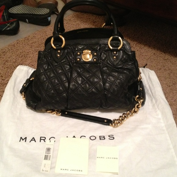 67 Off Marc Jacobs Handbags Marc Jacobs Quilted Bag