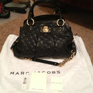 Marc Jacobs Quilted bag