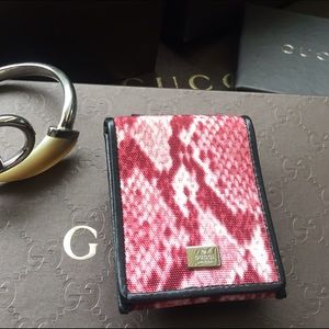 Tom Ford for Gucci Condom Wallet, Collector's Item
