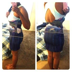 Mrs Carter by Beyoncé 4 H&M BodyCon Dress
