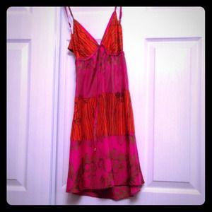 Guess XS summer dress