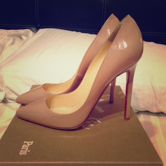 Christian Louboutin Christian Louboutin Pigalle 120 From Johanna S Closet On Poshmark
