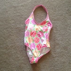 Other - Lilly Pulitzer bathing suit Lily pullitzer size 6