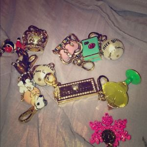 Juicy charms authentic (ALLSOLD)
