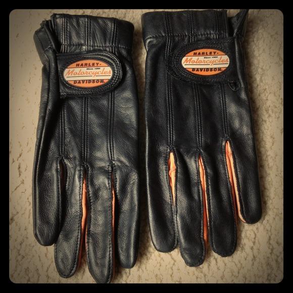 Harley Davidson Youth Riding Gloves