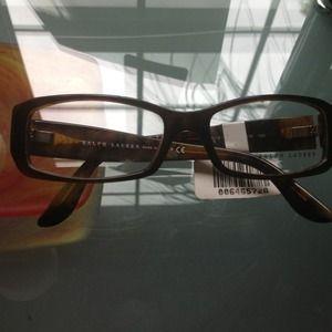 Ralph Lauren eyeglass frames