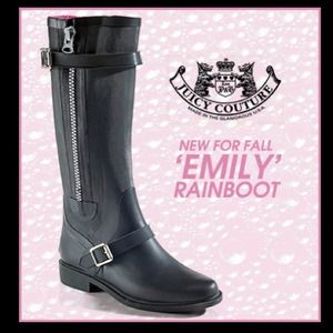 Juicy Couture Shoes - Juicy Couture Emily Tall Boot
