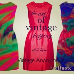 Vintage Clothes Galore!!!