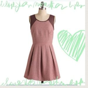 $ REDUCED Beautiful Modcloth Vintage Inspire Dress