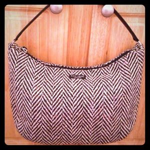 HOST PICK Kate Spade Chevron Purse!