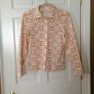 Tory Burch Tops - TORY BURCH blouse size 4/6