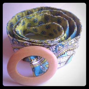 Vera Bradley belt