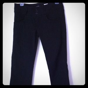 REDUCED$$$ ZARA LOW CUT PANTS