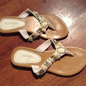 Beach sandal/flip flops