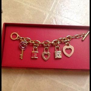 s secret charm bracelet on poshmark