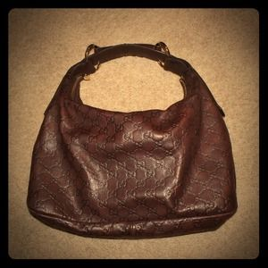 <Host pick>Authentic Gucci Hobo Bag [ reduced]