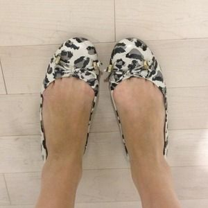 Marc by Marc Jacobs Shoes - Marc by Marc Jacobs leopard ballet flats